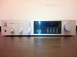 Pioneer SA-520 Stereo Amplifier for Sale for Sale in San Jose, CA