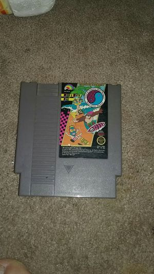 Wood and water rage nintendo game for Sale in Columbia Cross Roads, PA
