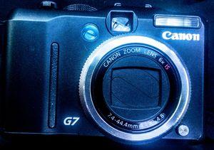 Canon g7 for Sale in Santa Ana, CA