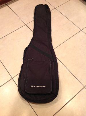 Guitar bass acoustic guitar carrier bag for Sale in Homestead, FL