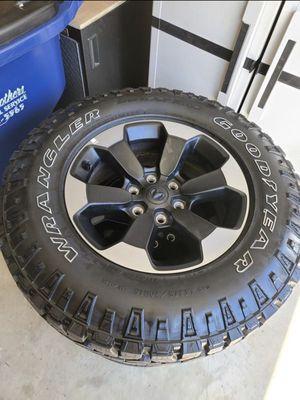 2020 Dodge Ram OEM Rebel Black wheels rims tires for Sale in Woodbridge, VA