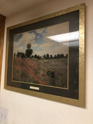 """""""Poppies"""" picture by Claud Monet for Sale in Fresno, CA"""
