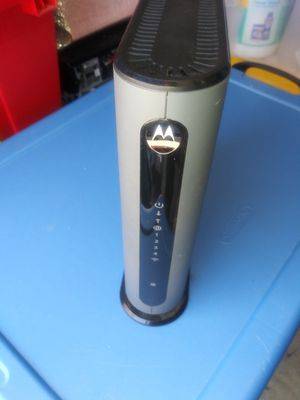 Motorola Broadband modem for Sale in Duluth, GA
