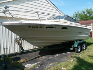 22ft sea ray cuddy cabin for Sale in Chicago Heights, IL