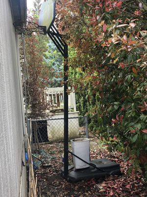 basketball hoop for Sale in Hillsboro, OR