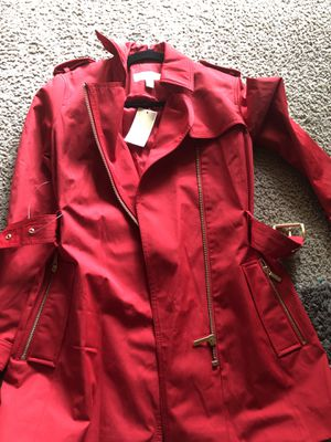Michael Kors mk jacket brand new with tags for 120$ great deal for Sale in Bellevue, WA