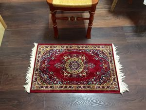 Lovely Little Persian Sarouk Style Rug for Sale in Baltimore, MD