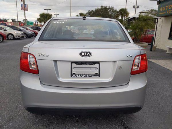 Julians Auto Showcase >> 2010 Kia Rio for Sale in New Port Richey, FL - OfferUp