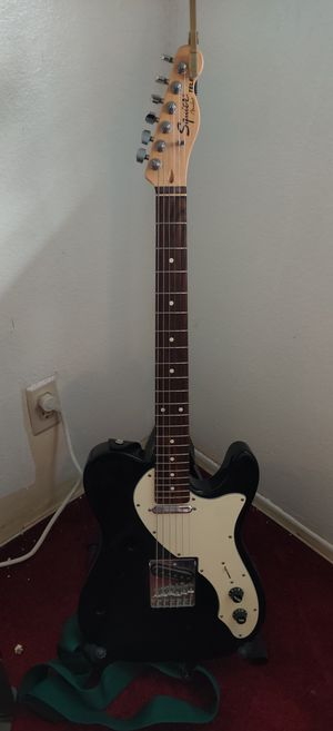 Squire telecaster thinline for Sale in Long Beach, CA