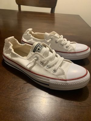 Converse Low Top: Mens 7-7.5/ Womens 9 for Sale in Rockville, MD