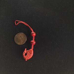 Red pendant for Sale in Arlington, VA