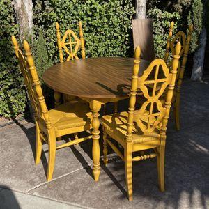 Modern Kosuga Japan Dining Table Set for Sale in San Diego, CA