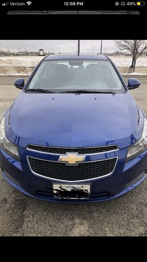 2012 Chevy Cruze LT 131K Miles Blue Sun Roof Remote Start Backup Sensor XM Radio for Sale in Joliet, IL