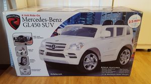 NEW 6volt ride on Mercedes Benz for Sale in Springfield, OR