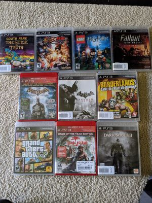 Playstation 3 Games for Sale in Streetsboro, OH