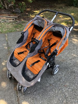 City mini double stroller for Sale in Puyallup, WA
