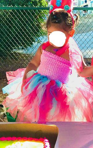 Trolls Poppy Costume for Sale in Moreno Valley, CA