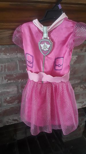 Skye Paw Patrol Halloween costume for Sale in La Puente, CA