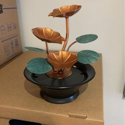 Plant Style Water Fountain for Sale in Washington,  DC