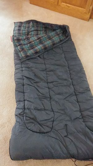 Coleman sleeping bag for Sale in Naperville, IL