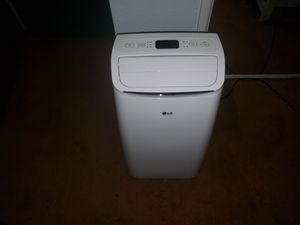 LG portable ac for Sale in Selma, CA
