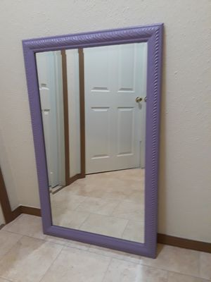 Purple Mirror for Sale in Berea, OH