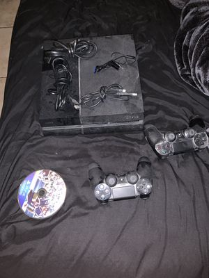 PlayStation 4 for Sale in Costa Mesa, CA