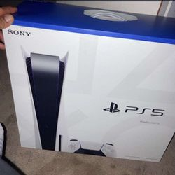 White Sony PlayStation5 for Sale in Washington,  DC
