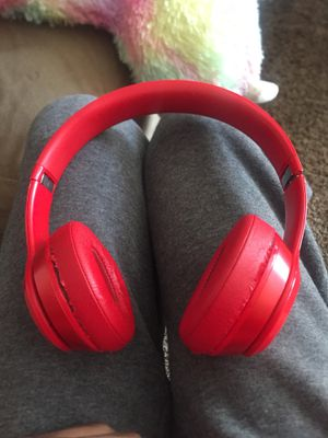 beats headphones solo wireless for Sale in Renton, WA