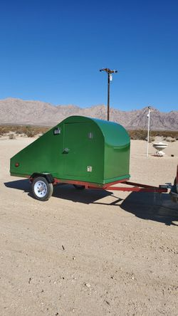 Teardrop Camping trailer for Sale in Cypress,  CA