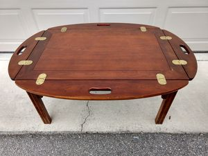 Butler's table for Sale in Raleigh, NC