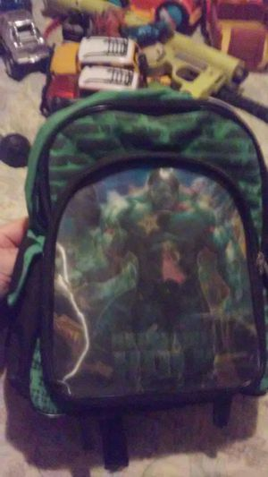 Hulk Rolling Backpack for Sale in Riverside, CA