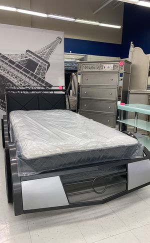 RACE CAR-TWIN BED for Sale in Taylorsville, UT