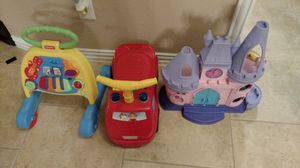 Gently used Toys for kids for Sale in Cedar Hill, TX