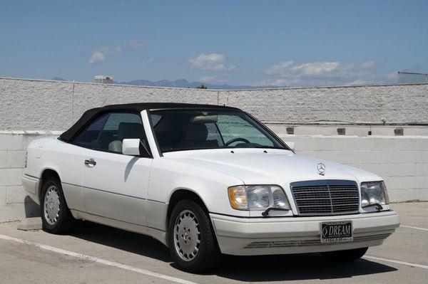 1995 Mercedes-Benz E Class