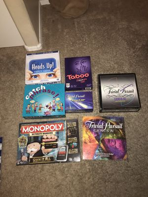 Board Games for Sale in Gilbert, AZ