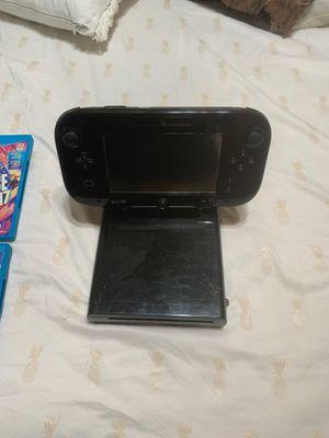 Wii U black for Sale in Fowler, CA