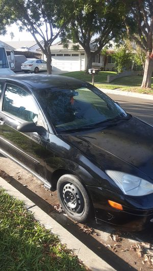 2001 Ford focus hatchback for Sale in Rancho Cucamonga, CA