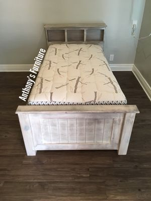 Twin bed & mattress for Sale in South Gate, CA