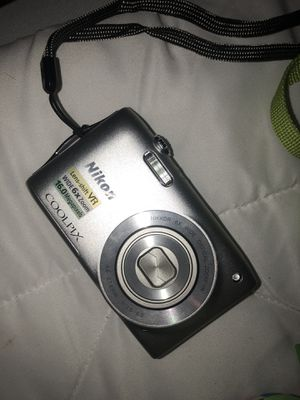 Nikon Coolpix camera. for Sale in Bunkie, LA