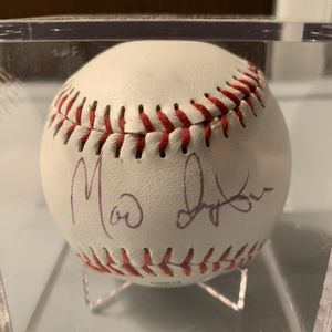Mario Impemba Autographed Official League Baseball for Sale in Roseville, MI