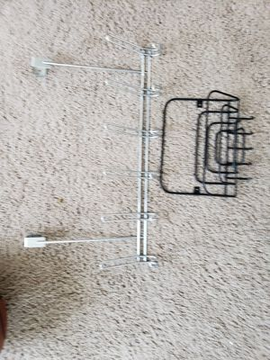 Over the door hanger and key mail organizer for Sale in Strongsville, OH