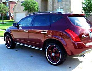 Asking$80O Nissan Murano SE O3 for Sale in Bristow, VA