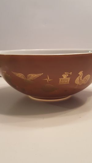 Pyrex early American mixing bowl for Sale in Little Egg Harbor Township, NJ