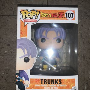 Dragonball Z Trunks Funko Pop for Sale in New York, NY