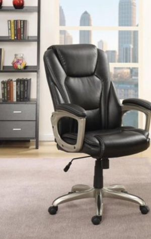 New!! Executive chair, Task chair, rolling chair, desk chair, office chair, executive chair, office furniture , black for Sale in Phoenix, AZ