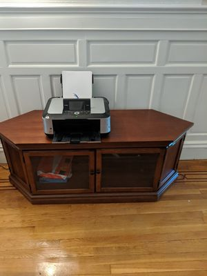 Real wooden TV stand cabinet for Sale in Boston, MA