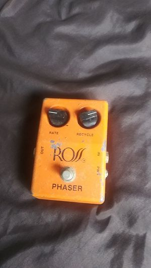 Ross Phaser Pedal for Sale in Newport Beach, CA