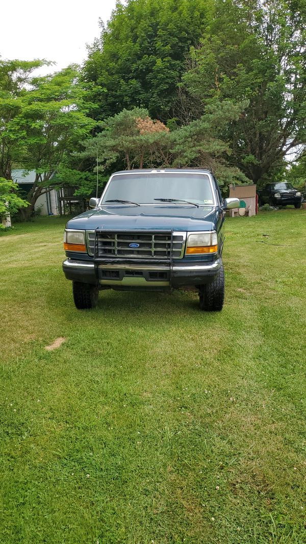 Ford F-250 XLT 7.3 diesel 264212 miles 4×4 manual transmission runs and drives great new inspection