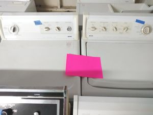 Kenmore set washer and dryer for Sale in Mableton, GA